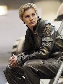 Kara 'Starbuck' Thrace from Battlestar Galactica