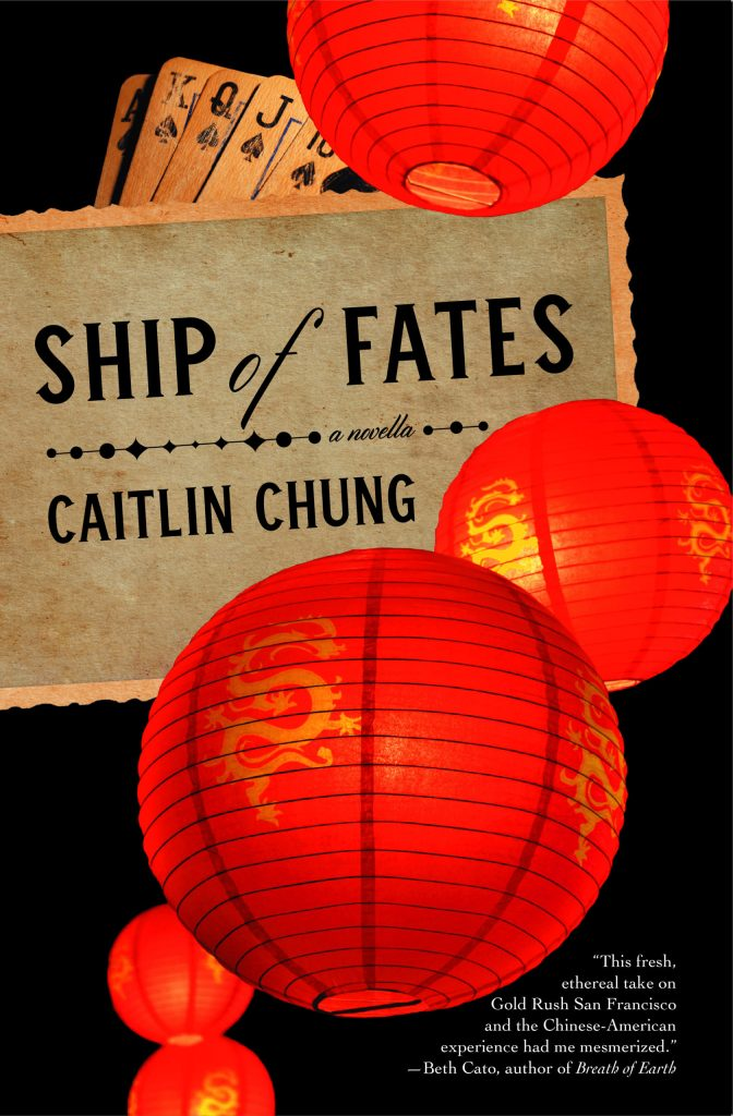 Ship of Fates by Caitlin Chung (Lanternfish Press)