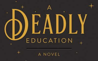 A magical education with Naomi Novik