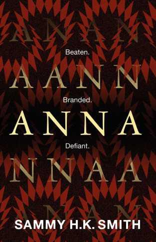 Book cover: Anna by Sammy HK Smith