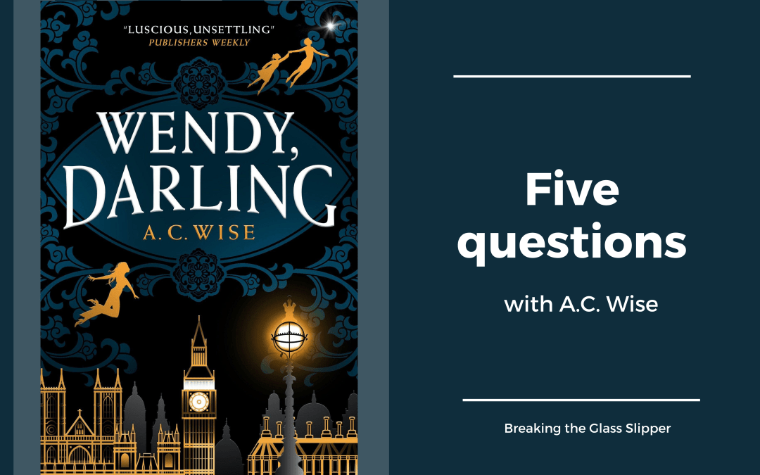 Five questions with A.C. Wise