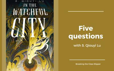 Five questions with S. Qiouyi Lu
