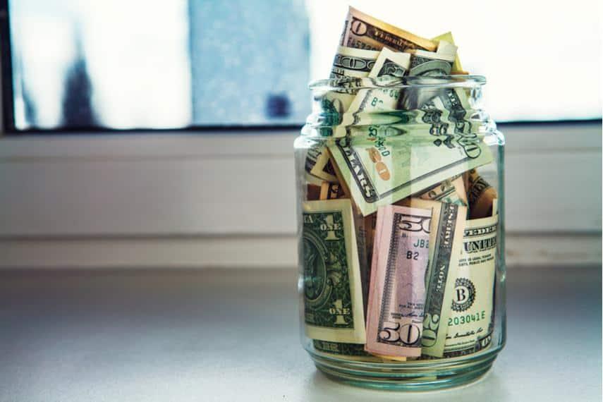 compound-interest-in-a-savings-account 3 maneiras fáceis de aumentar sua renda e ganhar mais dinheiro