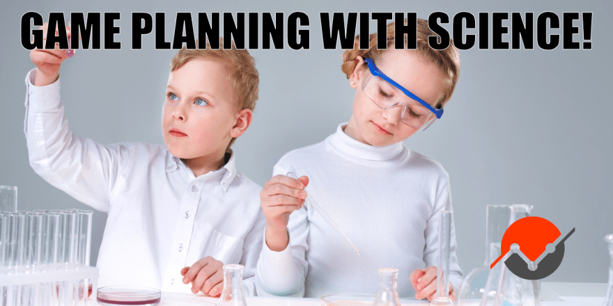 Game Planning with Science Table of Contents Featured Image