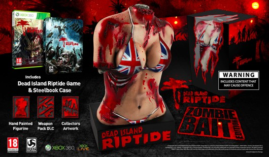 Dead Island collector's edition ad