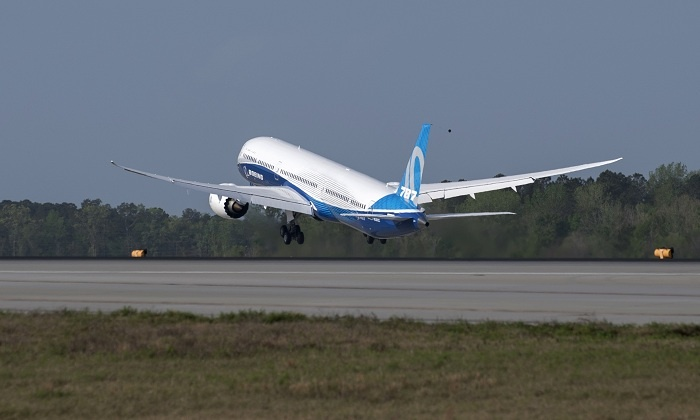 Boeing to cease 787 production in Everett 1