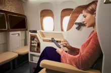 Emirates Business Class NS