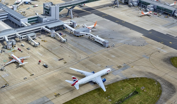 Dunn steps down from chief financial role at Gatwick 1