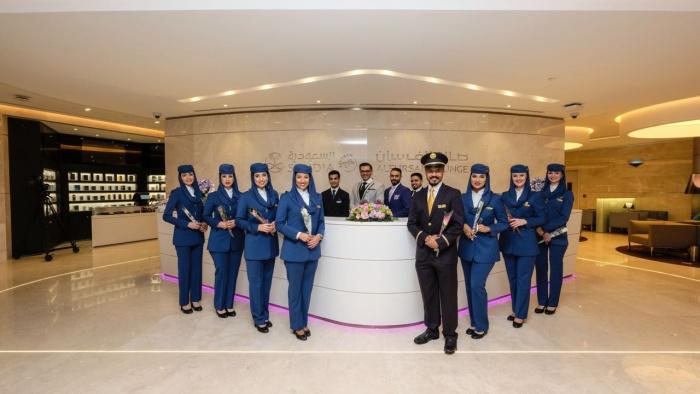First Saudia flight departs from King Abdulaziz International Airport, Jeddah 1