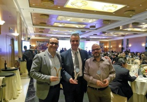 EyeWide Wins Best Hotel Digital Marketing Agency Plus Two More Prizes at the Greek Hospitality Award