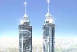 JW Marriott Marquis Hotel opens in Dubai