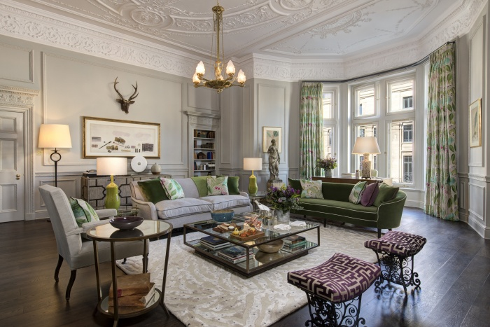 The Balmoral unveils renovated Glamis Suite in Edinburgh 1