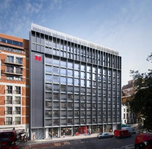 citizenM unveils plans for latest London property