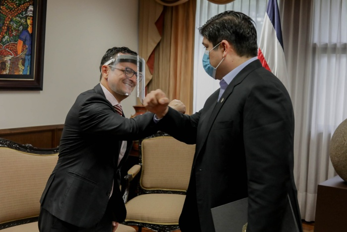 Segura Sancho appointed Costa Rica minister of tourism 1