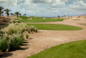 Jordan welcomes first golf course, Ayla