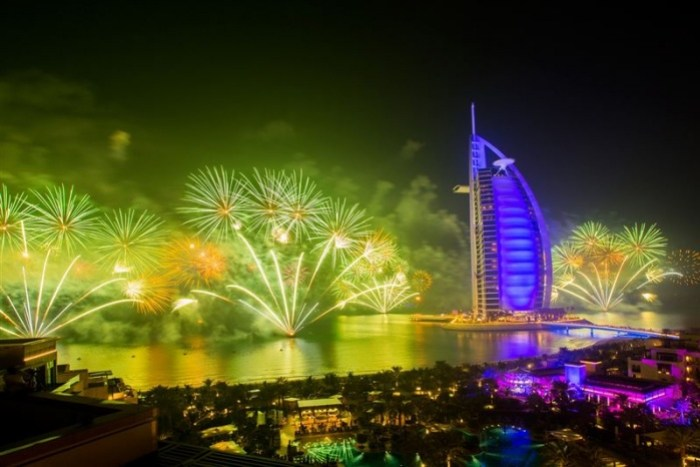 Dubai prepares for New Year's Eve extravaganza 1