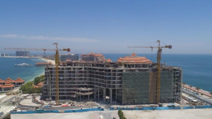 Azizi Developments brings Palm Jumeirah project to London 1