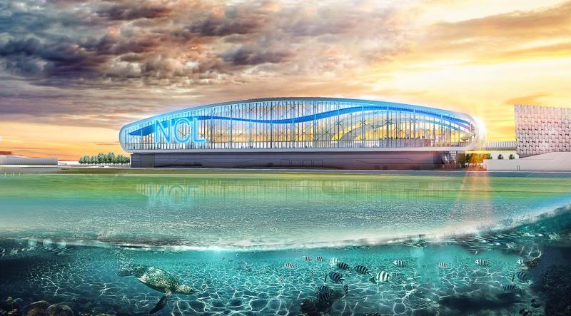 Norwegian Cruise Line breaks ground on new PortMiami terminal 1