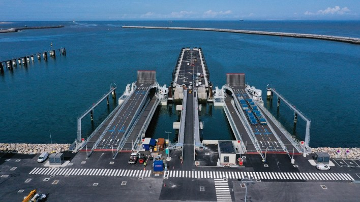 Newly revamped Port of Calais opens in France   News – TheAppreciativeTraveler