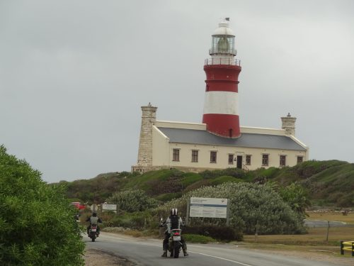 Leuchtturm Southern most Tip of Africa
