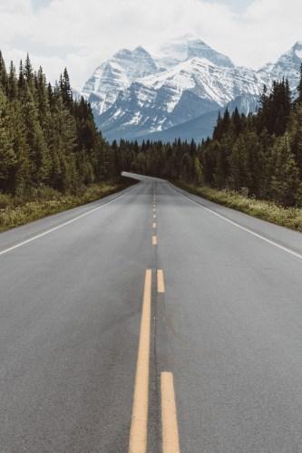 Road Montana