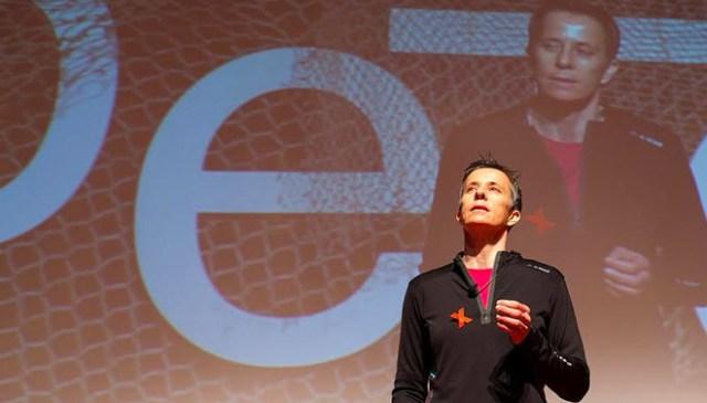 Angela Gaye Horn TEDx