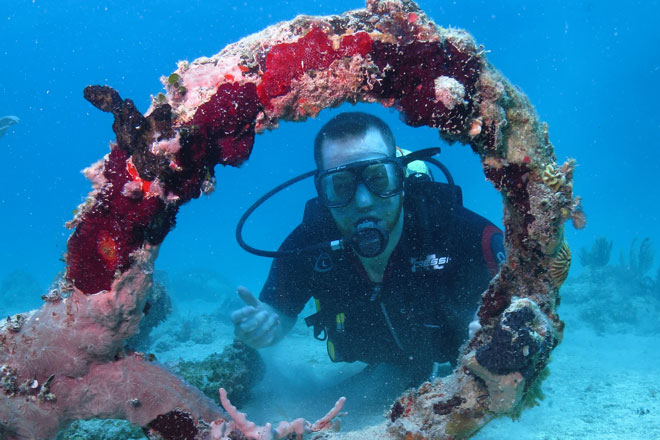 Diving in Bayahibe