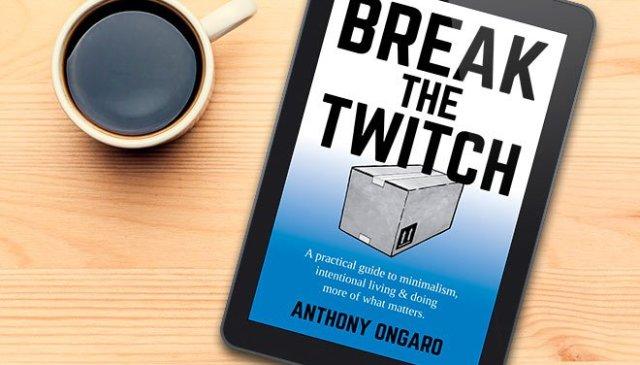 Break The Twitch Book