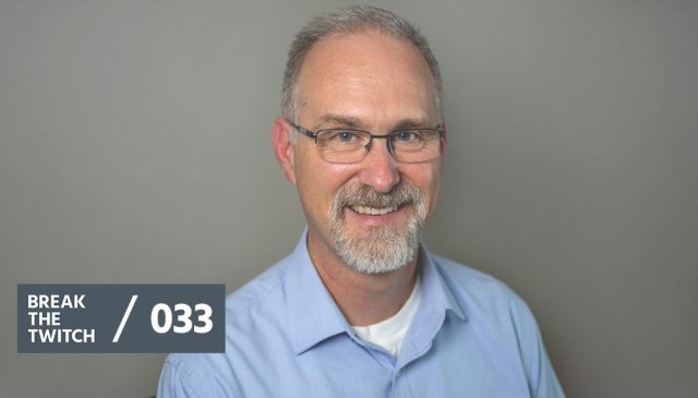 John Poelstra Break the Twitch Podcast