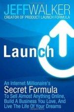 Jeff Walker's new Launch book