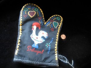 You'll never believe what this oven mitt sold for...