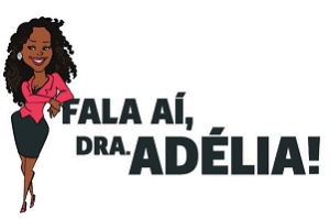 Logo do Fala Aí Dra. Adélia (Reprodução/Instagram)