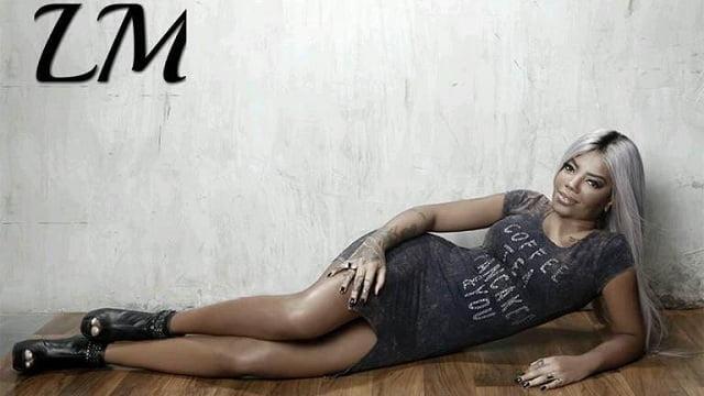 ludmilla mostar seu lado it girl em catalogo de moda