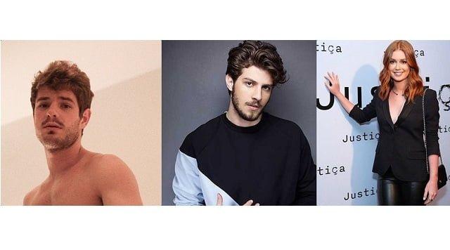 Protagonista(Mauricio Destri, Chay Suede e Marina Ruy Barbosa)