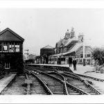 Hedgeley railway station