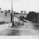 Road through Powburn