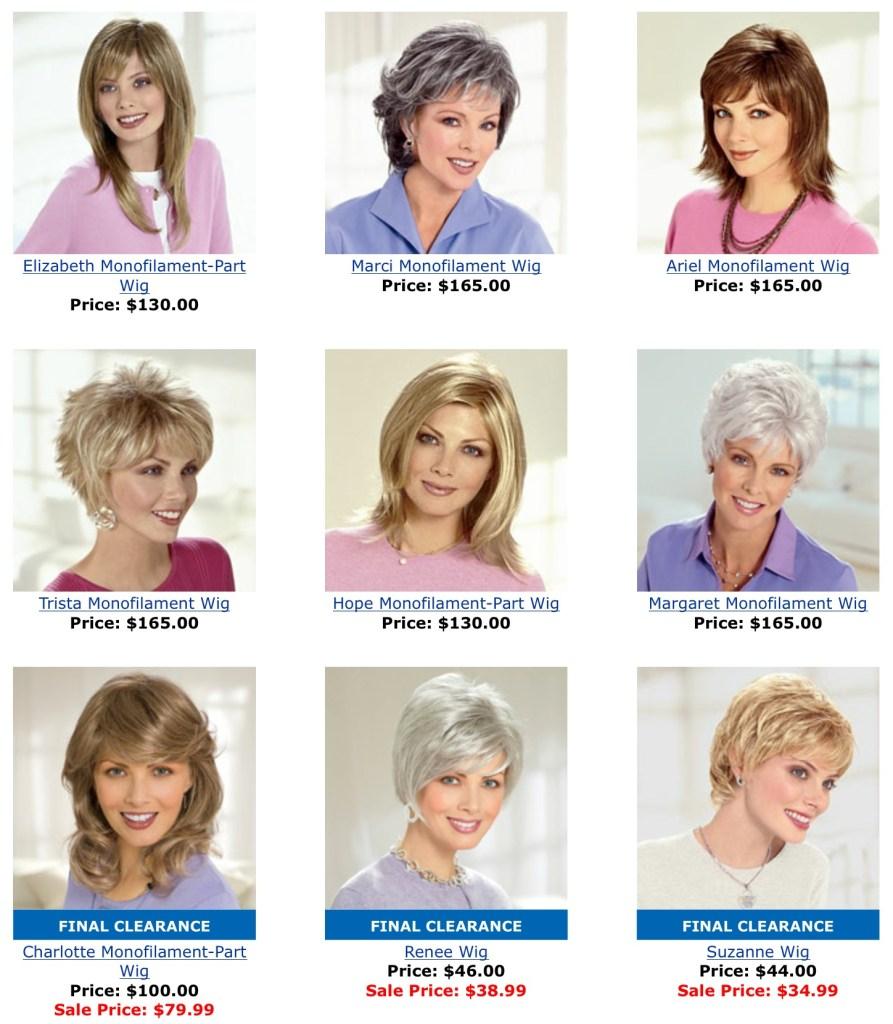 乳癌化療甩頭髮