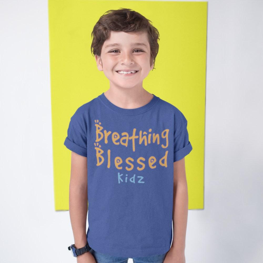 Kidz Tangerine Brand T-Shirt