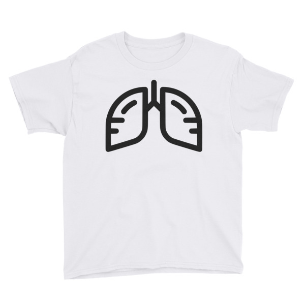 Kidz Black Icon T-Shirt