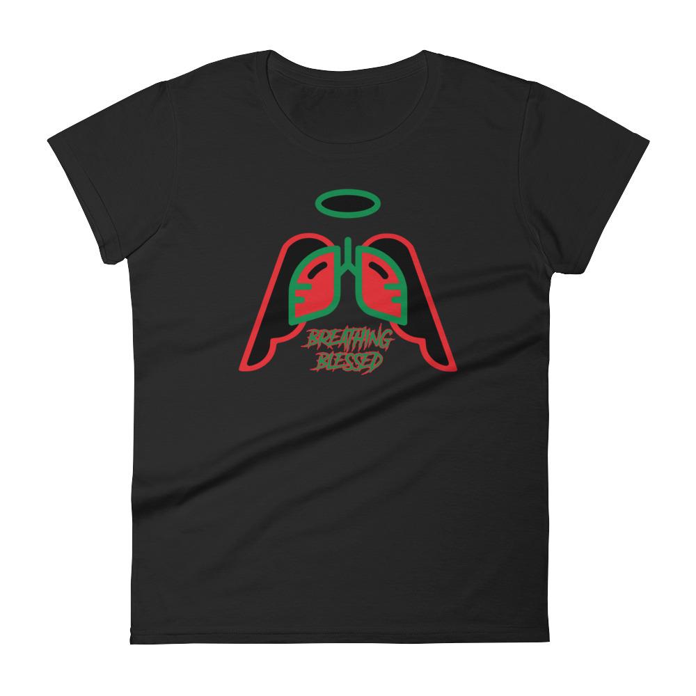 Ladies RBG Wing Icon T-Shirt
