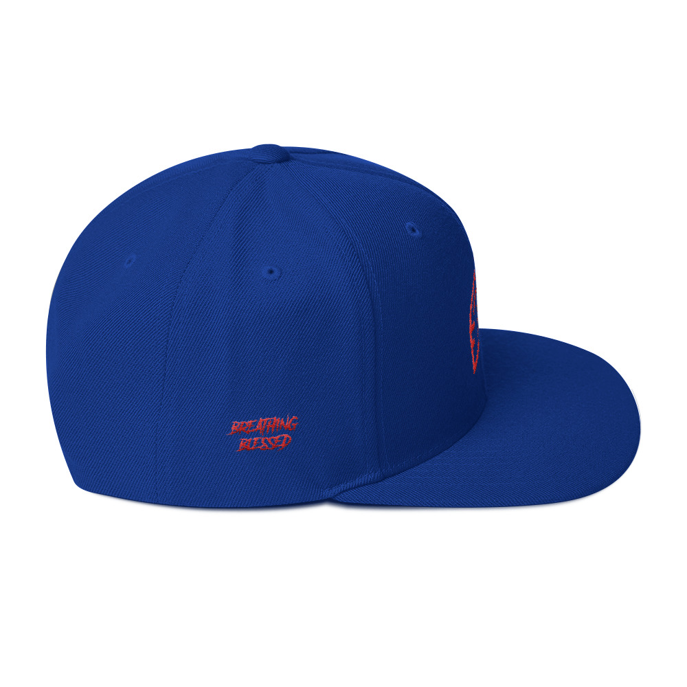 Red Icon Snapback