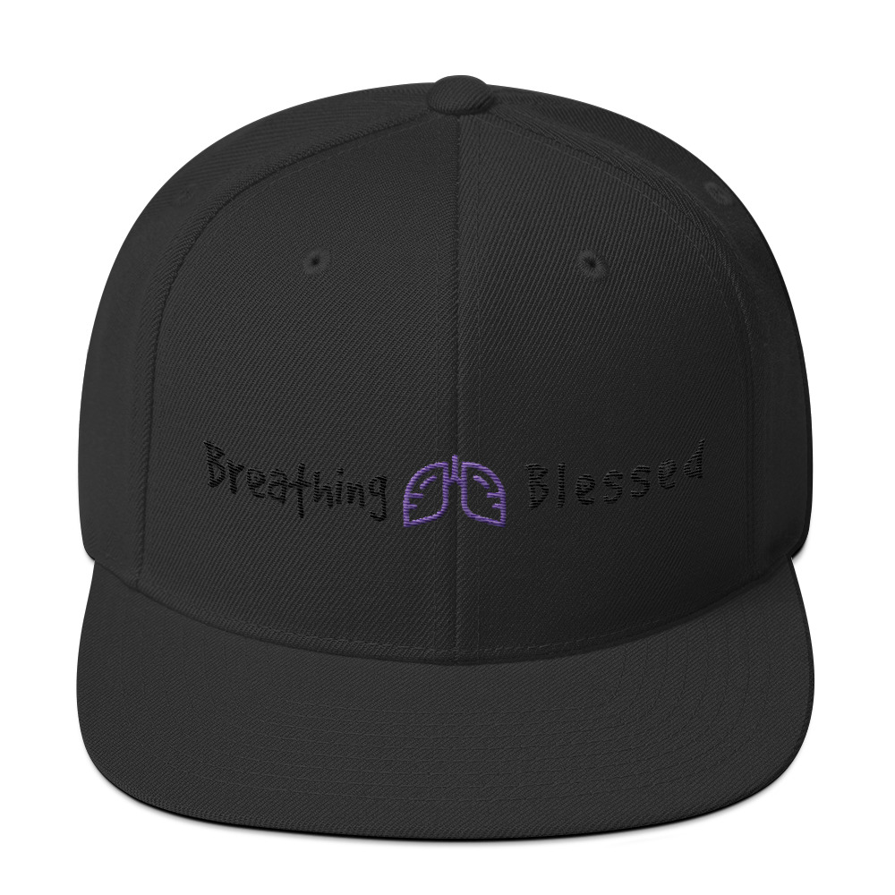 Purple Classic Snapback