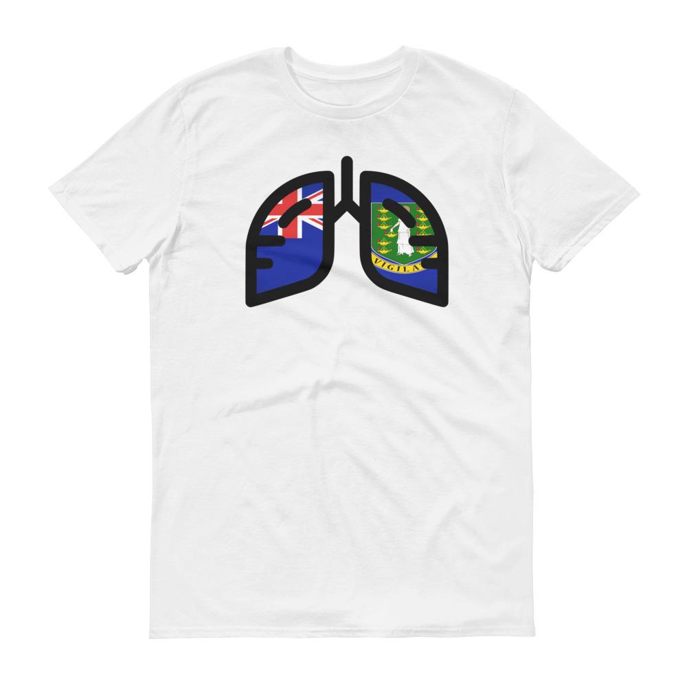 Breathing British Virgin Islands T-Shirt