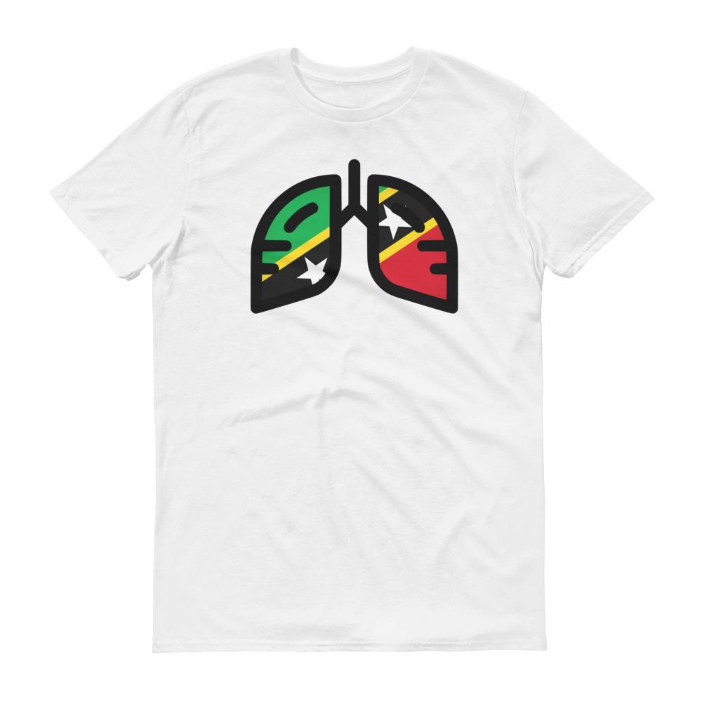 Breathing St. Kitts & Nevis T-Shirt