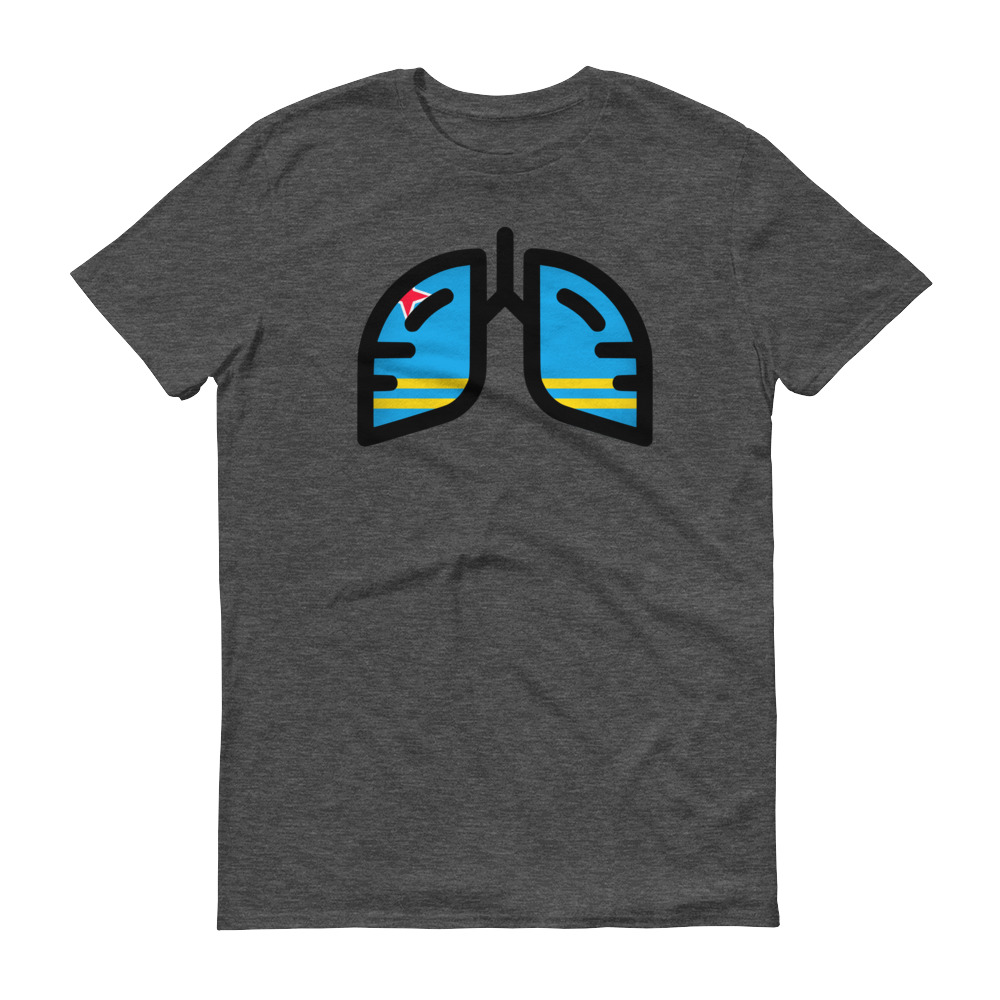 Breathing Aruba T-Shirt