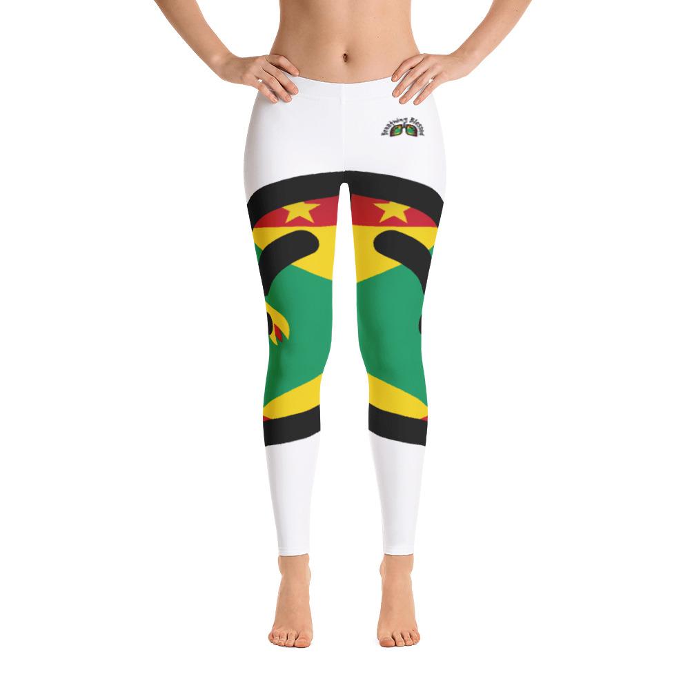 Breathing Grenada Original White Leggings