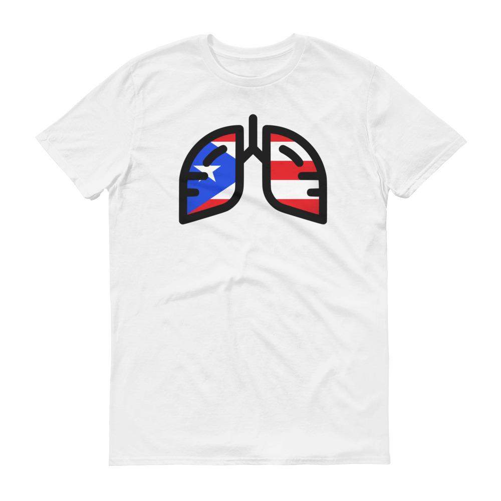 Breathing Puerto Rico Original T-Shirt