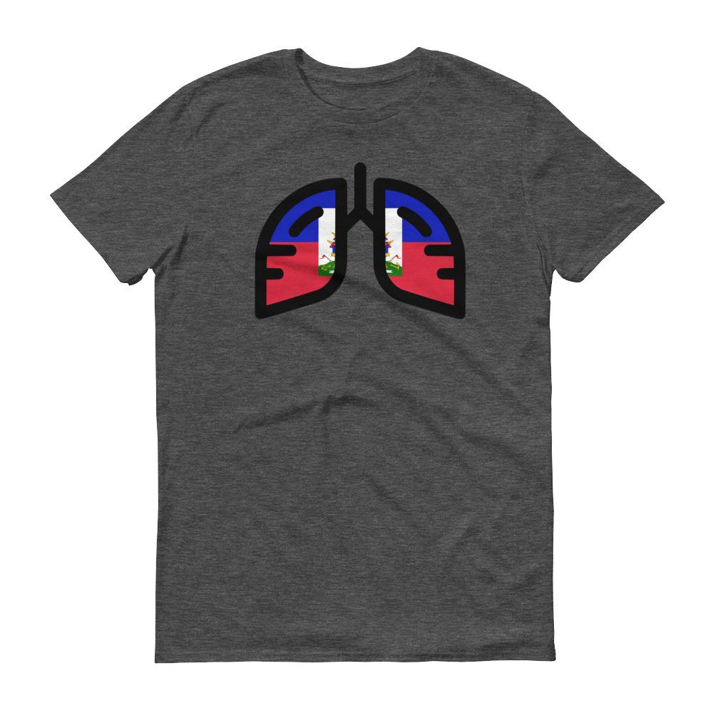 Breathing Haiti T-Shirt
