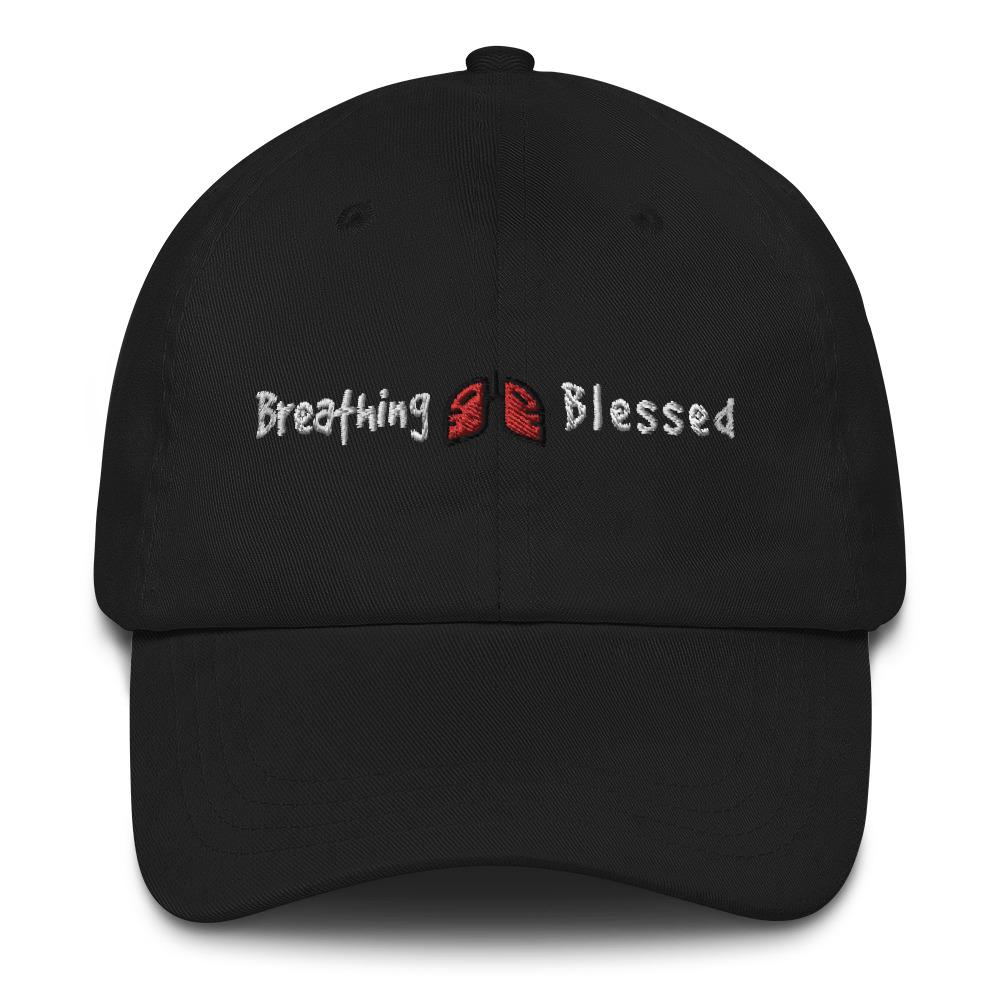 RWB & White Classic Dad Hat