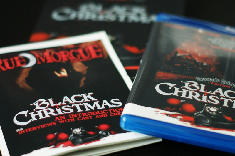 Black Christmas, Anchor Bay Entertainment, Horror Movie, Booklet, Graphic Design, Editorial, Layout, Design